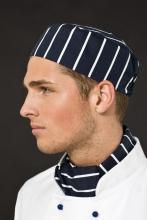 chefs skull cap päähine