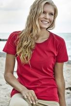 naisten softee t-paita