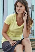 naisten extrapitkä stretch t-paita