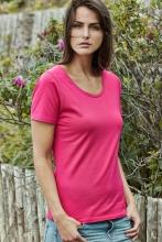 naisten stretch t-paita