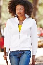 naisten premium college full zip