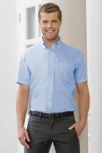 miesten lyhythihainen ultimate non-iron paita