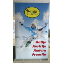 Express roll up 120cm